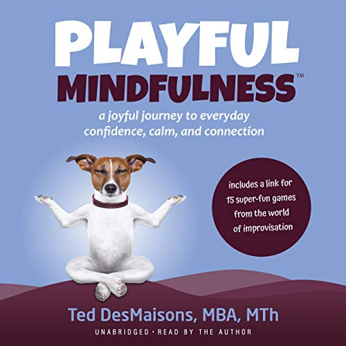 Playful Mindfulness audiobook cover art
