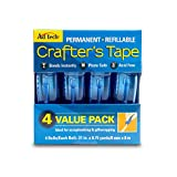 Adtech Glue Runner Permanent 35Yds Total (4 Pack Each), Single Pack