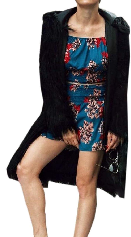 maweisong 女性のコートは、ロングコートのコートのコートを着ます