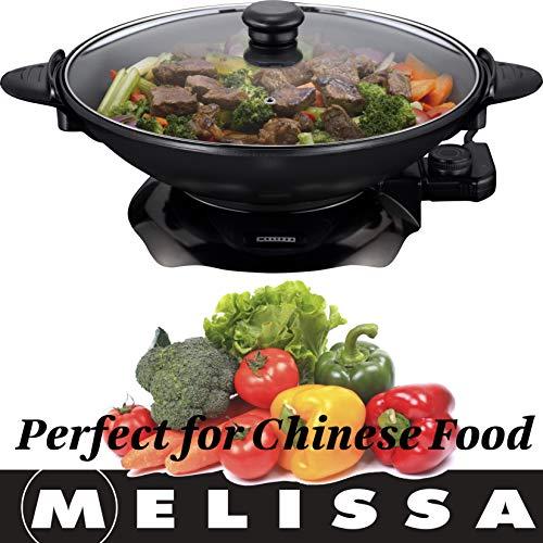Melissa 16310207, Elektrowok, El...