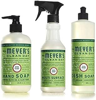 Mrs. Meyers Clean Day Iowa Pine Kitchen Basics Set
