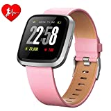 H4 Fitness Health 2in1 Smart Watch for Men Women Smartwatch with All-Day Activity