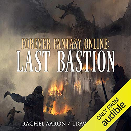 Last Bastion audiobook cover art