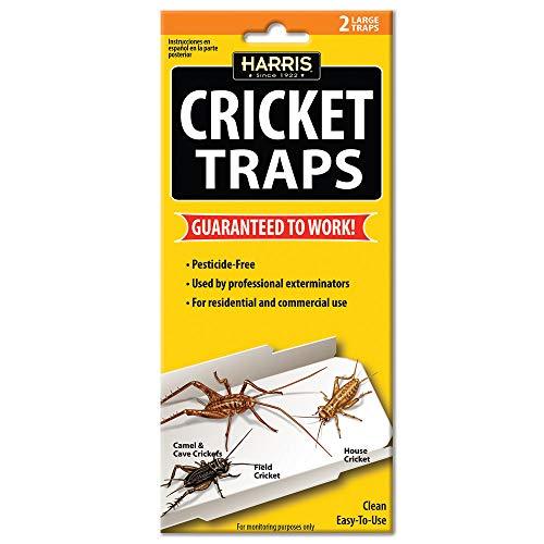 Harris Cricket Glue Traps 2Pack