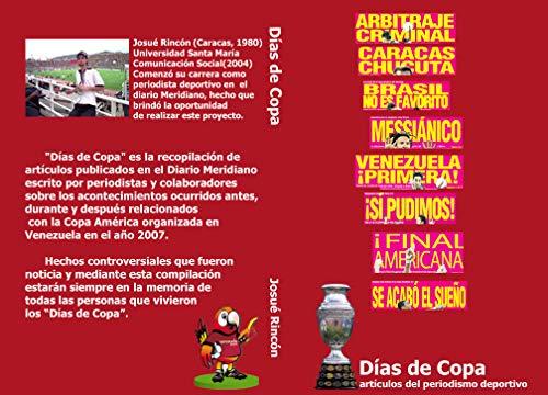 Días de Copa: artículos del periodismo deportivo (1)