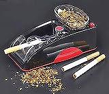 Encendedor De Cigarrillos Eléctrico, Fabricante De Cigarrillos Automático, Padre De Un Hombre, Rojo