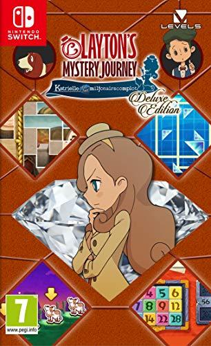 Desconocido El Viaje Misterioso de Layton