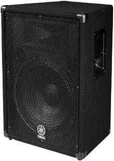 Yamaha BR15 loudBocina - Bocinas (Floor, Closed, 60 - 20000, Black, Wired, 6.3 mm)