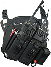 DR-1 Commander, Dual Radio, Chest Harness