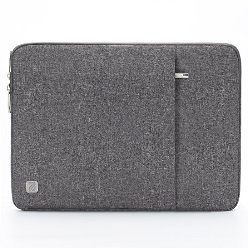 NIDOO Waterproof Laptop Sleeve gray 13.3 pouces