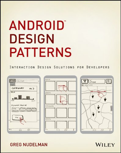 Nudelman, G: Android Design Patterns