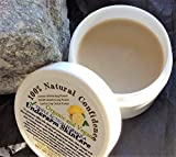 All Natural Armpit & Underarm Skincare Deodorant - Clean-healthy looking underarm with Lemon power, Deodorant action with Milk of Magnesia, Diatomaceous earth and Bentonite