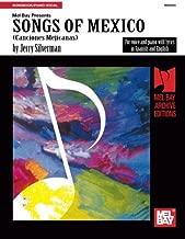 Mel Bay Songs of Mexico