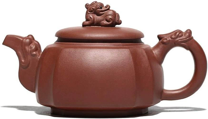 HUAXUE Teapot Japanese, Tea Clay Ranking TOP13 Purple F Excellent Cup