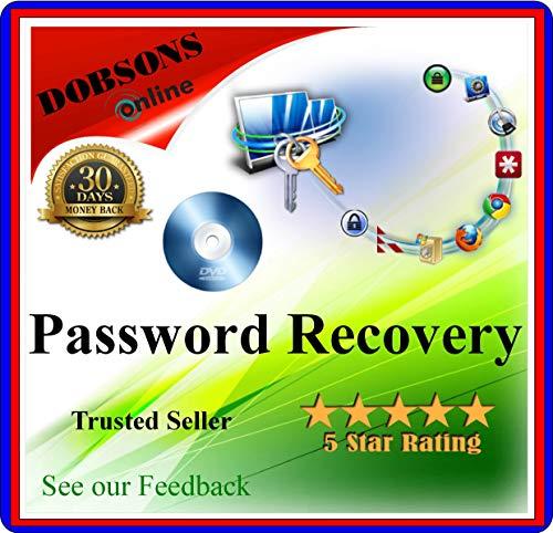 Password Recovery Reset Remove Forgot For Windows 10 8 7 Vista XP Disc