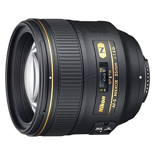 Nikon 単焦点レンズ AF-S NIKKOR 85mm f/1.4G フルサイズ対応