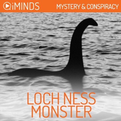 The Loch Ness Monster audiobook cover art