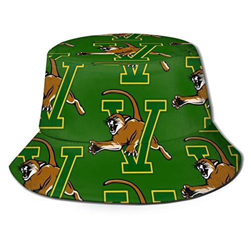 GYHJH University of Vermont Sombrero de Cubo con Estampado