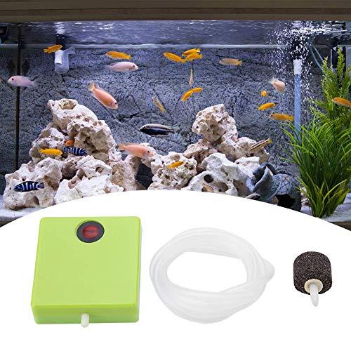 Luchtpomp voor aquarium, zeer stil, voor aquarium, ter verhoging van de zuurstofpomp