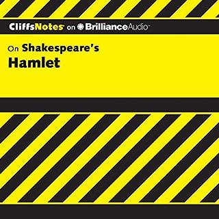 Hamlet: CliffsNotes cover art