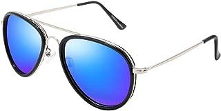 Classic Aviator Sunglasses for Women PARZIN Men UV400 Sun Glasses Metal Frame Shades PZ3641