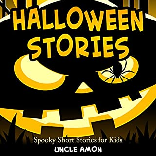 Halloween Stories: Spooky Short Stories for Kids     Halloween Short Stories for Kids, Volume 1              By:                                                                                                                                 Uncle Amon                               Narrated by:                                                                                                                                 Robert Lee Wilson                      Length: 28 mins     3 ratings     Overall 1.0