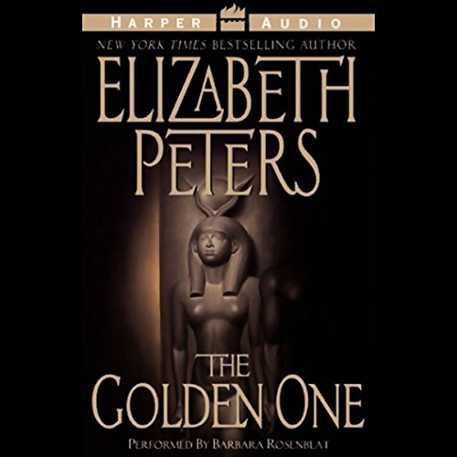 The Golden One cover art