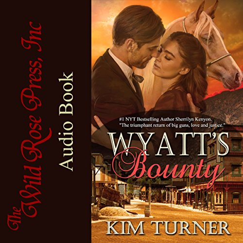 Wyatt's Bounty audiobook cover art