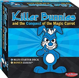 Playroom Entertainment Killer Bunnies Conquest of The Magic Carrot
