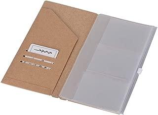 トラベラーズノート traveler's notebook リフィル ジッパーケース