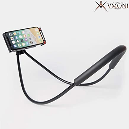 VMONI Lazy Neck Mobile Holder for Mobile Phone (Multi Color)