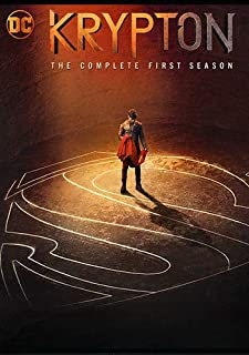 Krypton: The Complete First Season (DVD)