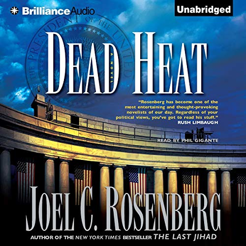 Dead Heat, Political Thrillers Series #5 audiobook cover art