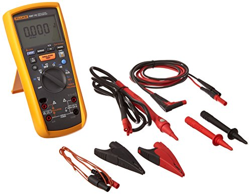 Fluke Industrie 1587 FC 2-in-1-Isolierung Multimeter
