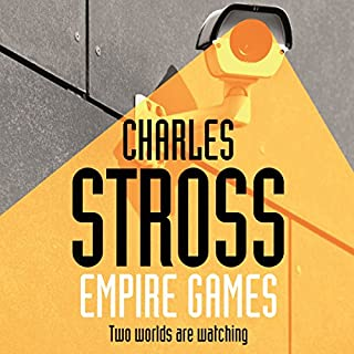 Empire Games     Empire Games, Book 1              De :                                                                                                                                 Charles Stross                               Lu par :                                                                                                                                 Kate Reading                      Durée : 13 h et 24 min     Pas de notations     Global 0,0