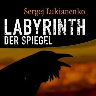 Labyrinth der Spiegel Titelbild