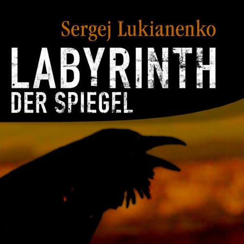 Labyrinth der Spiegel audiobook cover art