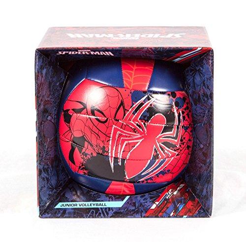 Marvel Youth Spider Man Volleyball, Blau/Rot/Schwarz