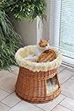 Animal Design: de chat de chat niche Grotte de chat Tour de chat de lit de chat de maison de Panier Tapis en peluche doux...