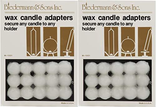 Wax Dots Candle Adapter (Set of 30 Dots)