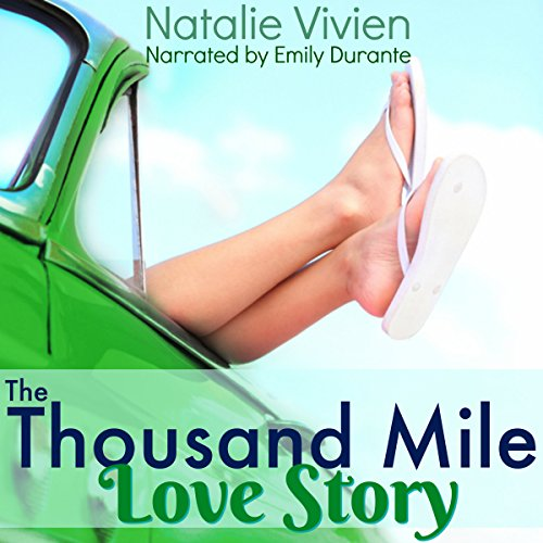 The Thousand Mile Love Story cover art
