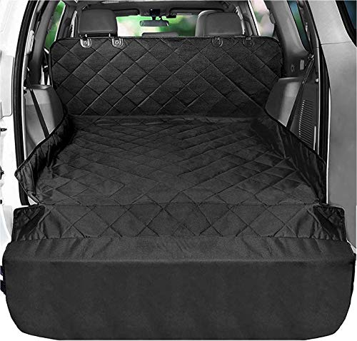 Fissnik SUV Cargo Liner for Dogs - Heavy Duty and Waterproof Material...