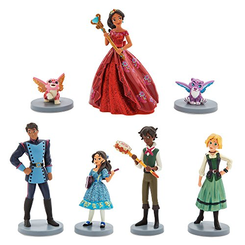 Disney Elena of Avalor Figure Play Set