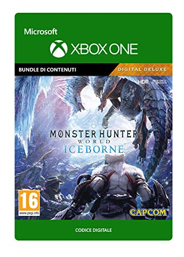 Monster Hunter World: Iceborne Digital Deluxe Edition | Xbox One - Codice download
