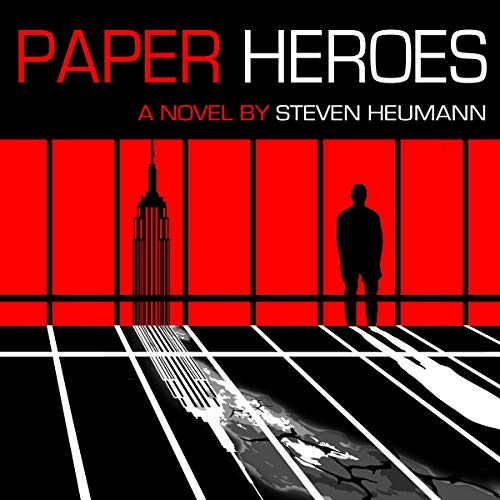 Paper Heroes audiobook cover art