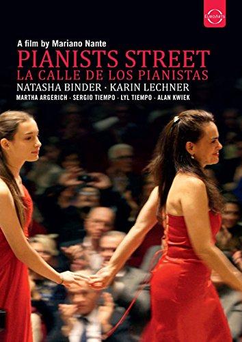 Pianista Street: La Calle De Los Pianistas [DVD]