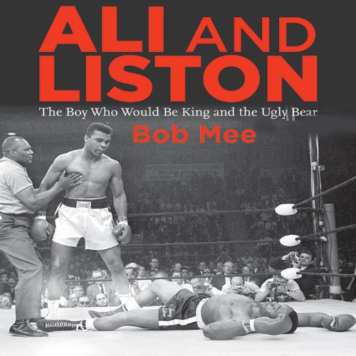 Ali and Liston audiobook cover art