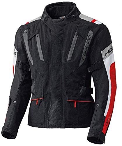 Held 4-Touring Textiljacke schwarz-rot, Größe XL