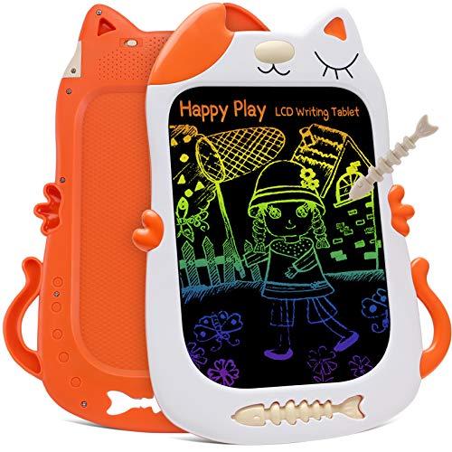 Mädchen Spielzeug LCD Schreibtafel, Kinder Spielzeug ab 2 3 4 5 Jahre Mädchen Jungen, 8.5 Zoll Coole Bunte Schreibtafel Tablet Geschenke für Mädchen