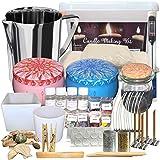 Kit de fabricación de velas para adultos, imprime tu propio mensaje con velas aromáticas y más para hacer tu propia vela
